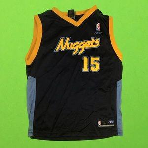Vintage Carmelo Anthony Denver Nuggets nba jersey
